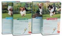 Advantix tegen vlooien en teken bij honden | mandapotheek.nl